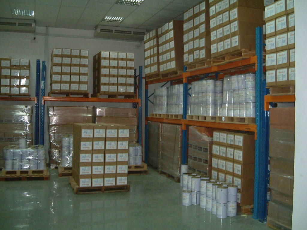 Nanoline warehouse